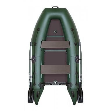 Лодка килевая моторная Kolibri КМ-330Д+(слань-книжка)