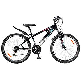"""Велосипед горный Formula Nevada 26"""" модель 2013 года черно-белый"""