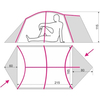 Палатка трехместная Terra Incognita Minima 3 - фото 4