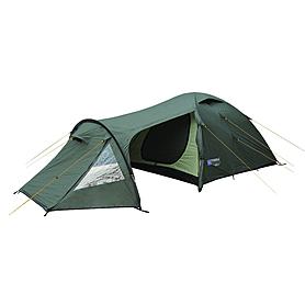 Палатка трехместная Terra Incognita Geos 3 зеленая