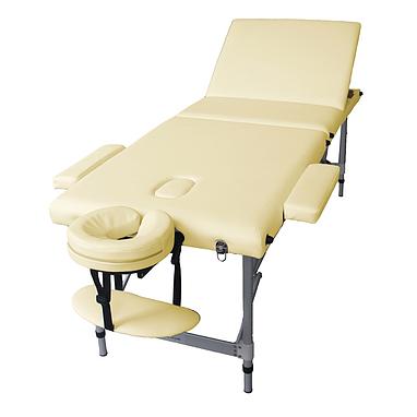 Стол массажный алюминиевый JOY Comfort Art of Choice
