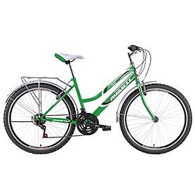 """Велосипед городской женский Avanti Omega 26"""" зеленый рама - 17"""""""