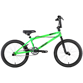 "Велосипед BMX Avanti Wizard 20"" зеленый"