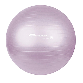 Мяч гимнастический (фитбол) 75 см Fitball 75 Spokey фиолетовый