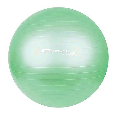Мяч гимнастический (фитбол) 65 см Fitball 65 Spokey зеленый