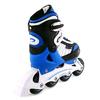 Коньки роликовые/ледовые Pirouette Spokey синие - фото 2