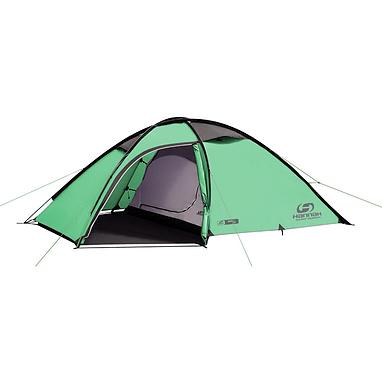 Палатка трехместная Hannah Sett Green