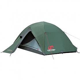 Палатка трехместная Hannah Covert AL Green