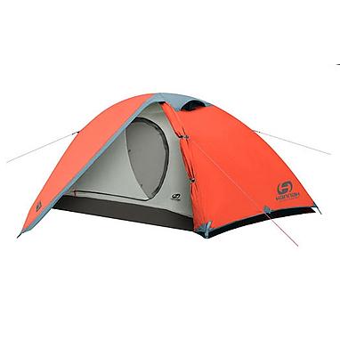 Палатка трехместная Hannah Serak AL Red