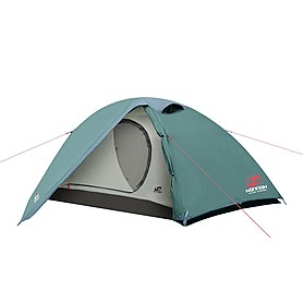 Палатка трехместная Hannah Serak AL Green