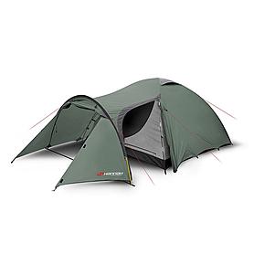 Палатка четырехместная Hannah Atol Green