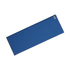 Коврик самонадувающийся Terra Incognita Camper 3.8 (183х63х3,8 см) синий