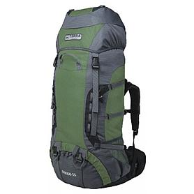 Рюкзак треккинговый Terra Incognita Rango 55 зеленый/серый