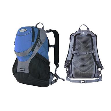 Рюкзак городской Terra Incognita Ventura 16 синий/черный