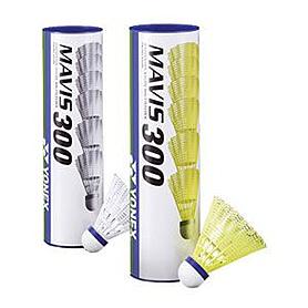 Воланы для бадминтона пластиковые Yonex Mavis 300 (6 шт)