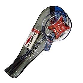 Набор для бадминтона (2 ракетки, 3 волана) Joerex JBD6003