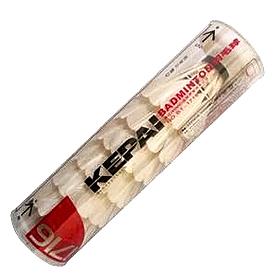 Фото 1 к товару Воланы для бадминтона перьевые Kepai 923-749 (6 шт)