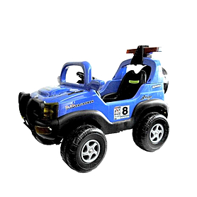 Фото 1 к товару Машина электрическая детская Profi FB 958 синяя