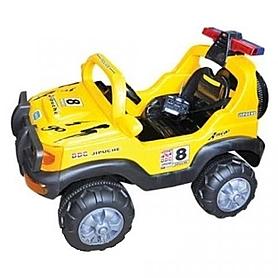 Фото 1 к товару Машина электрическая детская Profi FB 958 желтая