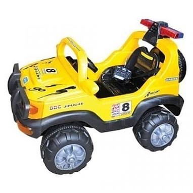 Машина электрическая детская Profi FB 958 желтая