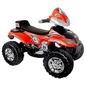 Фото 1 к товару Квадроцикл электрический детский Profi Bambi M красный