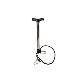 Фото 1 к товару Насос напольный ручной для велосипедов, мячей Luky Sonny XYB-877