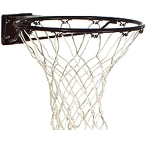 Кольцо баскетбольное Spalding Black Slam Jam Rim