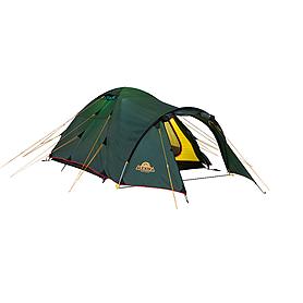 Фото 4 к товару Палатка четырехместная Zamok 4 Alexika