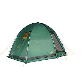 Фото 2 к товару Палатка трехместная Minesota 3 Luxe Alexika зеленая