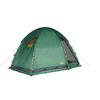 Палатка четырехместная Minesota 4 Luxe Alexika зеленая - фото 2