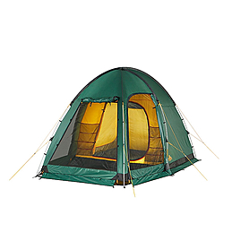Фото 4 к товару Палатка четырехместная Minesota 4 Luxe Alexika зеленая