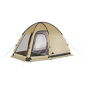 Палатка четырехместная Minesota 4 Luxe Alexika бежевая
