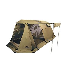 Палатка пятиместная Victoria 5 Luxe Alexika бежевая