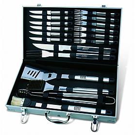 Фото 1 к товару Набор инструментов для барбекю Grilly BBQ-521