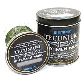 Леска Shimano Technium Tribal Line 300м 0,25мм 6,75кг (метал. банка)