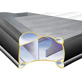 Фото 2 к товару Кровать надувная односпальная Intex 67730 (203х102х48 см)
