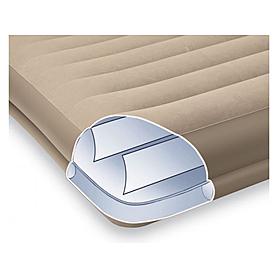 Фото 2 к товару Кровать надувная односпальная Intex 67742 (191х99х38 см)