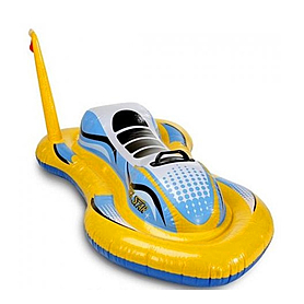 Скутер-плотик надувной детский Intex 56535 (114х69 см)