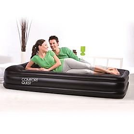 Кровать надувная двуспальная Bestway 67430 (203х152х38 см)