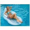 Матрас надувной пляжный со спинкой Intex 58857 (155х97 см) - фото 2