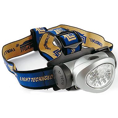 Фонарь налобный Lineaeffe 8 LED