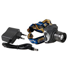 Фонарь налобный с линзой и фокусировкой Lineaeffe 3 Watt Cree LED