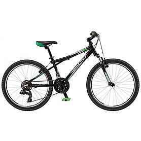 """Велосипед горный GT 14 Aggressor 2014 - 24"""", рама - 24"""", черный (39442)"""