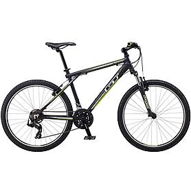 """Велосипед горный GT 14 Aggressor 3.0 2014 - 26"""", рама - 17"""", черный (39446-M)"""