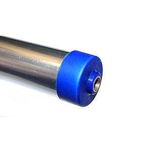 Фото 4 к товару Насос ручной для велосипедов, мячей алюминевый Ball Pump