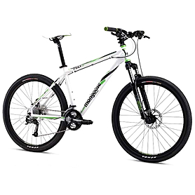 "Велосипед горный Mongoose Tyax Comp 2013 - 26"", рама - 17"", белый (40360)"