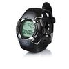 Пульсотахограф - наручные часы профессиональный HRM-2518 черные - фото 1