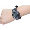 Пульсотахограф - наручные часы профессиональный HRM-2518 черные - фото 3