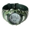 Часы для рыбака водонепроницаемые в стиле хаки - фото 1