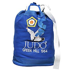 Распродажа*! Мешок-рюкзак спортивный Green Hill Judo (синий)